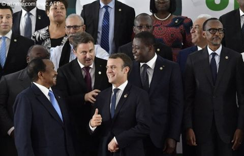 TOGO: ATTENTION À UN PIÈGE D'EMMANUEL MACRON, DE L'UNION AFRICAINE ET DU SYNDICAT DES PRÉSIDENTS DE LA CEDEAO
