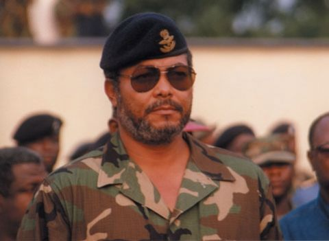Let's Respect Peaceful Protests In Togo - JJ Rawlings