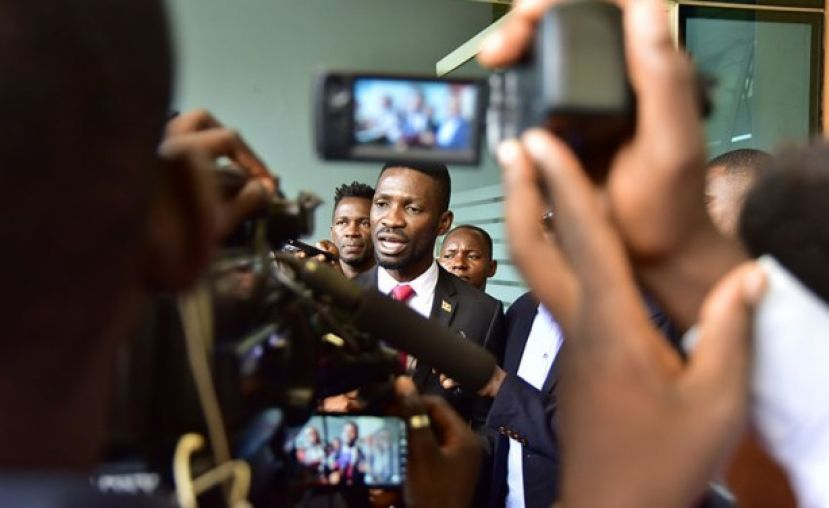 Uganda: Bobi Wine, Barbie Meet US Congress Man