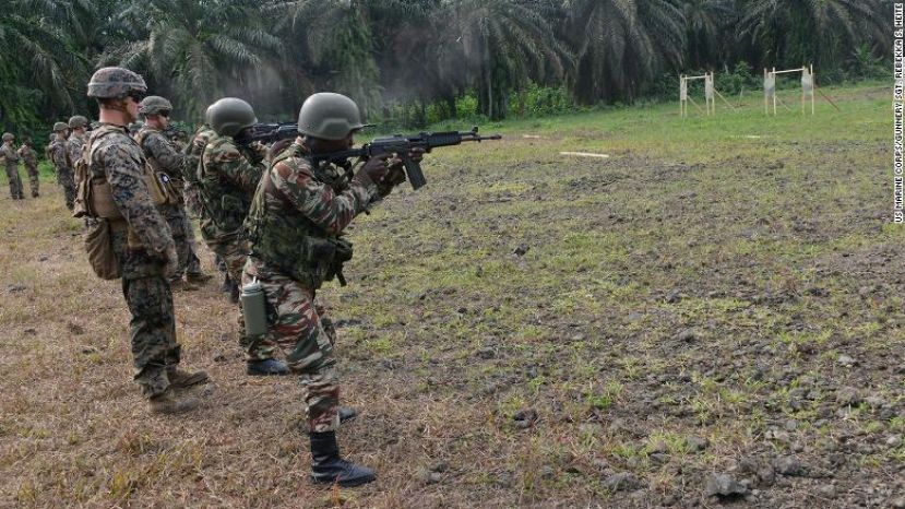 US military continues to support Cameroon's military despite US accusations of targeted killings