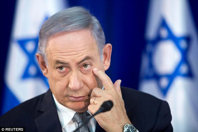 Israel:  PM Netanyahu under investigation for bribery????