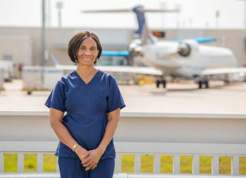 She saved thousands to open a medical clinic in Nigeria. U.S. Customs took all of it at the airport.