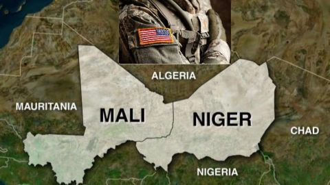 3 US Army special operations commandos killed in Niger