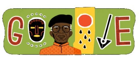 Nigeria: Google Honours Chinua Achebe At 87