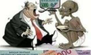 FRANC CFA: L'AFRIQUE VERSE 400 MILLIARDS D'EUROS PAR AN À LA FRANCE