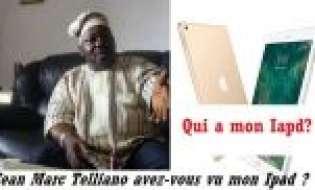 Guinne: Un député  accusé d'avoir volé l'iPad d'un de ses collègues