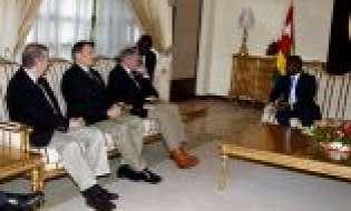 Rencontre Faure Gnassingbé-James Inhofe: La diaspora togolaise proteste contre la visite du sénateur au Togo