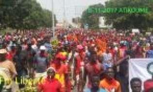 La Plage de Lomé n'est pas un lieu symbolique du règne dynastique de Faure GNASSINGBÉ et le Peuple Togolais lui parlera directement là où le Message citoyen passera le mieux!    Par K. K