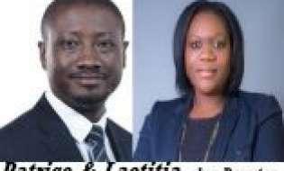France: Deux Français d'origine togolaise Laétitia Avia (Danyi) et Patrice Anato (des Lacs) sont de députés élus pour la la République en marche d'Emmanuel