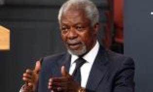 Le dialogue : Kofi Annan cité pour remplacer Kodjo
