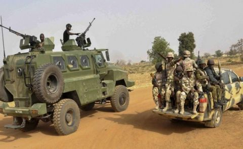 "Nigerian Army: ""We've Completely Defeated Boko Haram"""