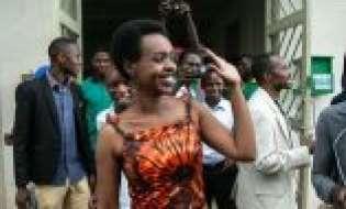 Rwandan Prosecution Drops Appeal Against Rwigara Acquittal